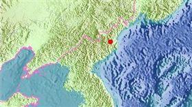 北韓地震_中國地震局官網