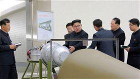 北韓官媒宣稱擁有氫彈 「百分之百國內自製」_美聯社
