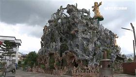 雲林古坑,千手觀音,一旨山千佛寺,寺廟