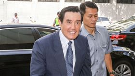 馬英九洩密案4日在台灣高等法院開庭。(圖/中央社)