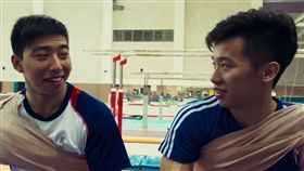 翻滾吧!男人,李智凱,黃克強,世大運,東京奧運,紀錄片(圖/翻攝自翻滾三部曲YouTube)