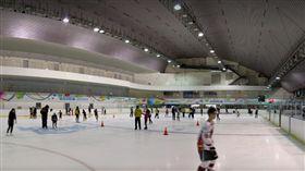 小巨蛋 冰上樂園 溜冰 google map