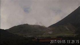 地震,火山,噴發警戒,九州,日本,硫磺山 (圖/翻攝自YouTube)