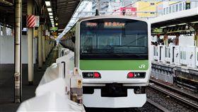 日本山手線等停駛40分鐘 停電原因待查日本東京都內幾條主要JR電車路線,5日上午因突然發生的停電而暫停行駛約40分鐘,造成電車班表大亂。圖為山手線資料照片。中央社記者黃名璽東京攝 106年9月5日