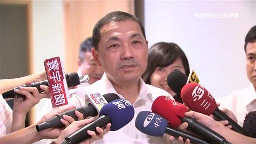 國勇選新北1800,新北市副市長,侯友宜