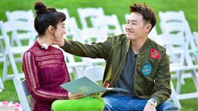 ▲潘瑋柏與吳昕讓網友受封為「無尾熊CP」。(圖/翻攝微博)