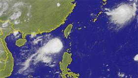 第17號颱風「谷超」生成 氣象局最快10:30發海警