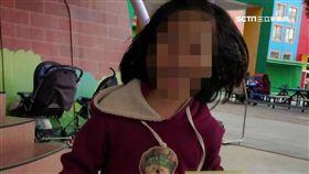 桃園王男凌虐、性侵5歲女童。