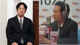 賴清德、林俊憲/中央社