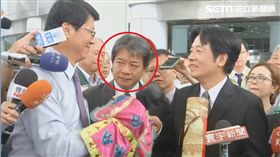 賴清德、謝龍介、台南市議會、蜂蜜、布袋戲偶「秘雕」
