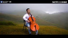 Sam Lin的MV以展現台灣之美為主。(圖/翻攝自Sam Lin Music臉書)