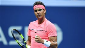 納達爾美網輕鬆晉四強 費納夢幻對決僅差一步(圖/翻攝自US Open Tennis Championships,Facebook)