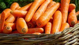 紅蘿蔔(圖/Pixabay)