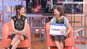 曾莞婷,曾媽媽(圖/TVBS提供)