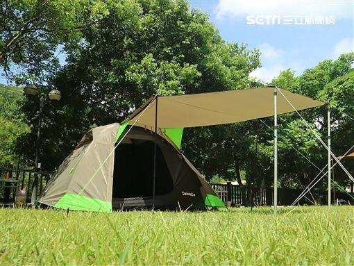 露營,家樂福。