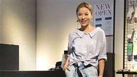 丁噹出席QUEEN SHOP信義店開幕活動(圖/記者李嘉翎攝影)