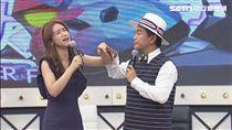 吳宗憲,Sandy,吳姍儒(圖/中天提供)