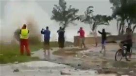 美國,颶風,艾瑪,伊斯蘭國,IS,現世報,Irma/翻攝Twitter
