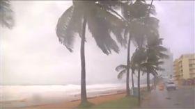 艾瑪,颶風/China Daily臉書