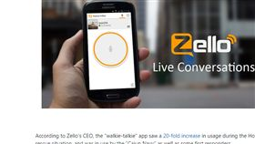 Zello Walkie Talkie 對講機app  http://appleinsider.com/articles/17/09/06/psa-zello-app-for-iphone-is-not-an-actual-walkie-talkie-still-needs-internet-connectivity-to-work