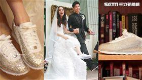 舒淇,球鞋,潮流,蔡依林,高跟鞋,結婚,時尚,馮德倫,婚紗
