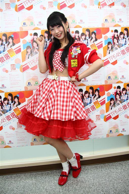 馬嘉伶成為AKB48後生活轉變很大。(圖/三立)