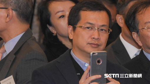 前總統府副秘書長羅智強出席長風文教基金會成立茶會 圖/記者林敬旻攝