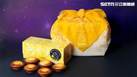傳奇起司塔品牌BAKE CHEESE TART首度推出秋節禮盒BAKE CHEESE TART金月禮盒