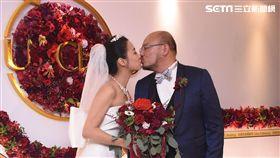 劉亮佐.趙小僑舉辦婚禮,演藝圈好友齊聚祝賀