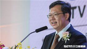 桃園市長鄭文燦出席民視20周年慶祝活動 圖/記者林敬旻攝