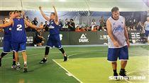 FIBA三對三里加隊奪冠(圖/記者劉家維攝)