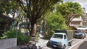 台北市大同區哈密公園(翻攝Google map)