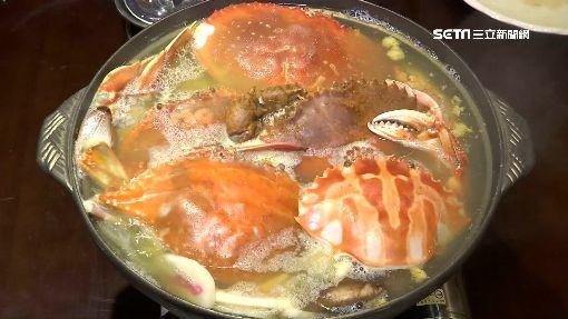 -螃蟹-火鍋-進補-