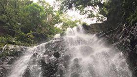 宜蘭礁溪月眉瀑布 臉書