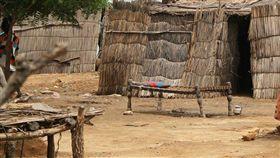 巴基斯坦,村莊(圖/翻攝自推特)