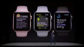 Apple watch 翻攝影片