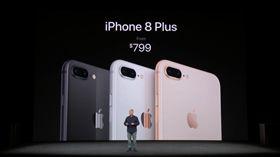 iPhone 8 Plus 翻攝影片 蘋果