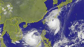 氣象,天氣,中颱,泰利,颱風,陸上颱風警報,陸警,大雨特報/中央氣象局