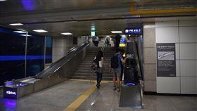 韓國,首都,首爾,車站,行李,輸送帶 圖/翻攝自韓國鐵道公社官方部落格