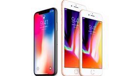 Apple iPhoneX iPhone8 手機(圖/蘋果官網)