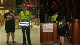 警察,台東,池上,女學生,睡過頭,火車 圖/台東關山分局提供
