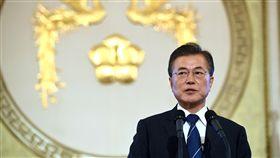 文在寅、南韓總統/達志影像/路透社