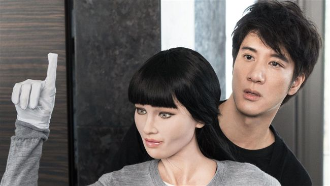 王力宏拍MV 要老婆交婚戒給「她」