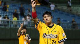 許基宏獲選單場最有價值球員。(圖/中信兄弟提供)