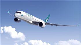 國泰航空 (圖/Cathay Pacific Airways臉書)