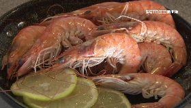白蝦價飆漲1200
