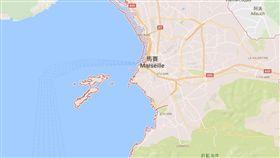 法國馬賽(圖/翻攝自Google Map)