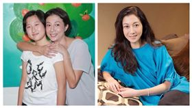 小龍女,吳卓林,吳綺莉(合成圖/翻攝自微博)
