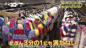 AKB48,衣服,服裝,表演服,偶像團體,成員,茅野忍 (圖/翻攝自bilibili)