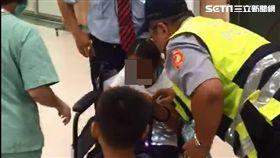 苦勸,員警,安眠藥,尋短,媽媽,輕生,台南, 圖/警察提供